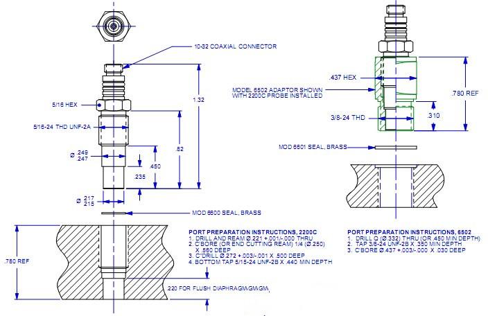 美国dytran 2200c2压力传感器,2200c2压力传感器
