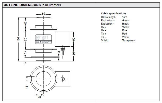 DSC-30T传感器