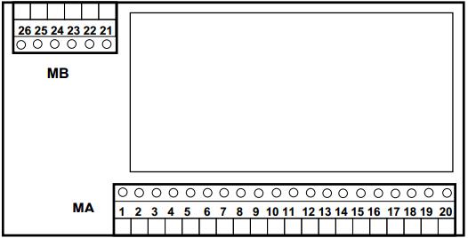 at-10称重变送器接线图